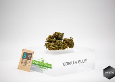 fleur de cbd Gorilla glue 4,53%