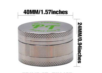 grinder cbd Silver Nickel