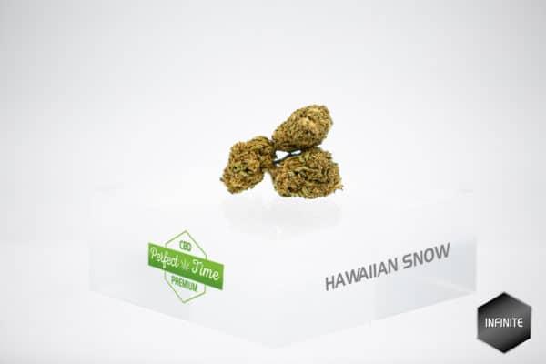 hawaiian snow fleur CBD