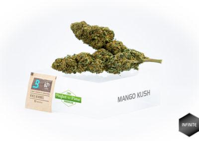 FLEUR DE CBD MANGO KUSH