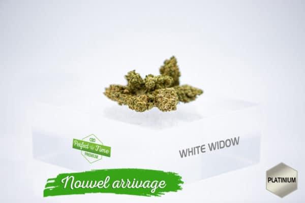 White Widow 3,91%