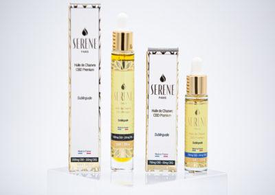 Serene 15% 10ML 5ML huile cbd