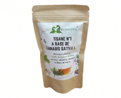 TISANE 1 CANNABIS SATIVA L