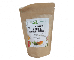 Tisane CANNABIS SATIVA L