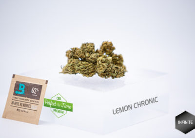 lemon chronic CBD