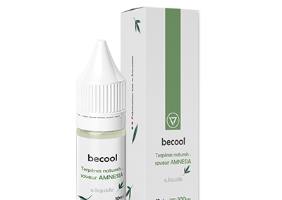 becool amnesia e-liquide cbd