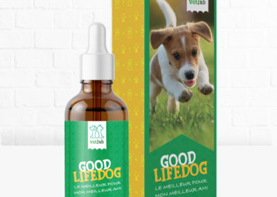 CBD good lifedog