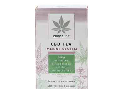 thé cbd immune