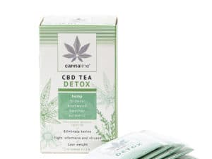 THE CBD DETOX (2 X 20 Sachets)