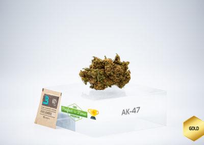 fleur de cbd AK-47 3,27%