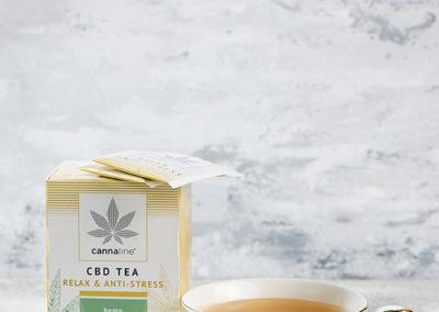 thé cbd relax