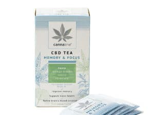 THE CBD FOCUS ( 2 x 20 Sachets)