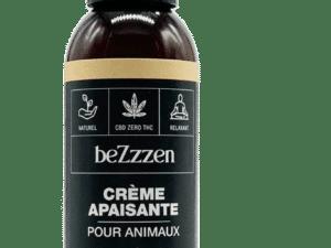 Crème apaisante au CBD pour animaux