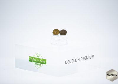 Résine double H au CBD Premium
