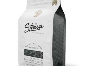 Café STRÄVA Grain Entier Torréfié 250mg CBD