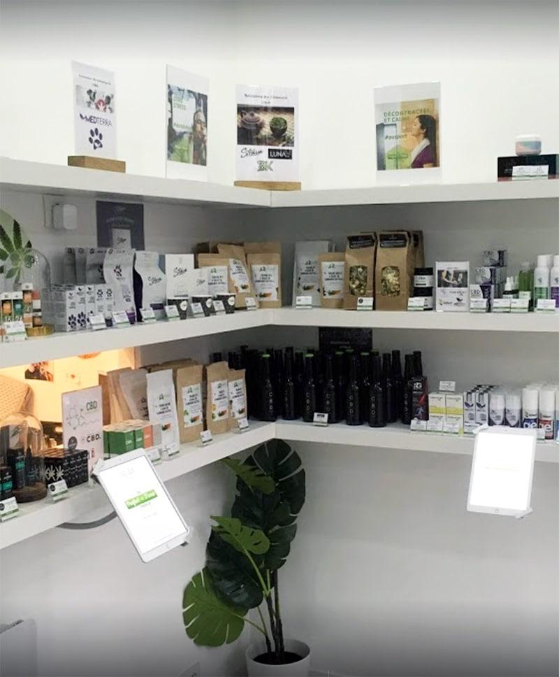 boutique cbd paris