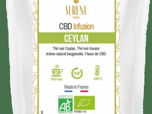 Tisane Ceylan + 1 Infuseur coeur offert