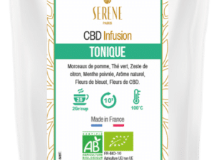 Tisane Tonique + 1 Infuseur coeur offert