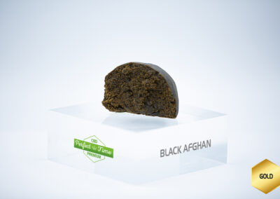 Black afghan CBD